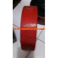 Roda Handpallet Red PU 180x50 1