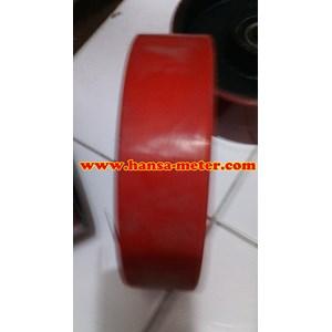 Roda Handpallet Red PU 180x50