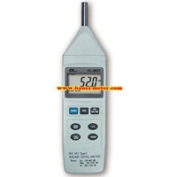 Jual SL 4012 Digital Sound Level Meter Lutron