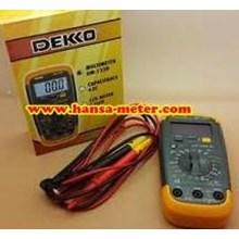 Digital Multimeter DM133D Dekko