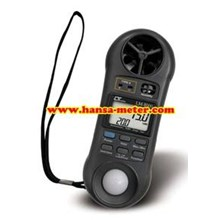 Anemometer 4 in 1 Lutron LM8000A