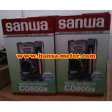 Digital Multimeter SANWA CD800A