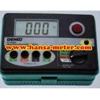 Dekko Ky3005A Insulation Resistance Tester