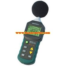 Sound Level Meter With USB Datalogger