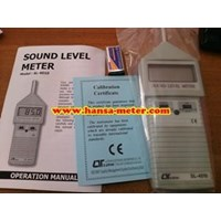 Jual Sound level meter SL4010 Lutron