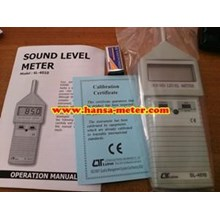 Sound level meter SL4010 Lutron