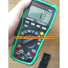 Digital Multimeter MS8250C Mastech