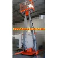 Jual Double Mast Alumunium Work Platform Robust