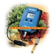 Temperature Monitor PH EC TDS HANNA HI991404