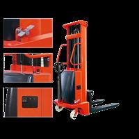 Jual Semi Electric Stacker Stoutlift 1 Ton