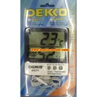 Jual Thermometer Dekko 642N