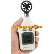 Digital anemometer GM816A SANFIX