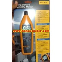 Jual Temperature Humidity Meter 971 Fluke