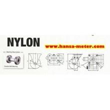 Roda Nylon HITO 5 inc Mati