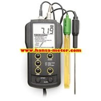 HI83141 HANNA PH Meter With Electrode and Temperature Probe