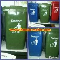 Tempat Sampah LXD-120CP Dustbin Dalton With Pedal 1