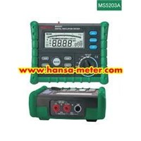 Jual MS5203A Mastech Insulation Tester