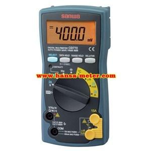 CD-772  SANWA Digital Multimeter