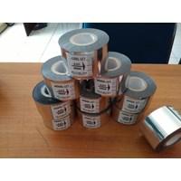 Jual Riboon Tape Silver 3.5 x 120 cm  2