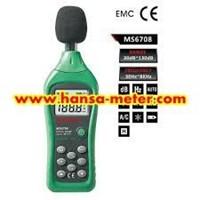 MS6702 MASTECH Alat Ukur Suara  1