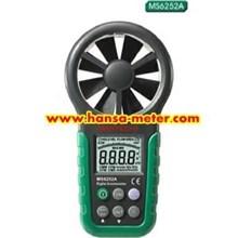 MASTECh MS6252A Alat Ukur Kecepatan Angin