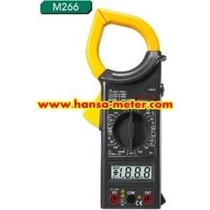 CLAMP METER AC DC M266
