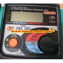 Digital Insulation Tester 3007A Kyoritsu