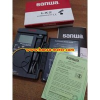Light Meter LX2 Sanwa 1