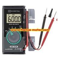 Digital Multimeter KEW 1019R  Kyoritsu  1