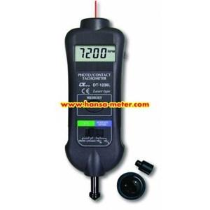 Tacho meter Laser dan contact Dt1236L lutron