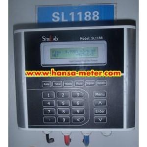 Ultrasonic Flow meter SL1188 Sitelab
