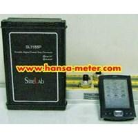 Jual Portable Ultrasonic Flowmeter SL118P Sitelab
