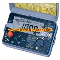Insulation Tester Digital 500V  Kyoritsu 3022