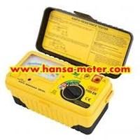 Jual Analogue Earth tester Resistance Tester SEW 1105 ER
