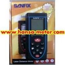 Laser Distance Meter SD-80 Sanfix 80 meter