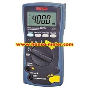 Digital Multimeter CD772 Sanwa