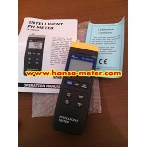 From Inteleggent PH MEter  1