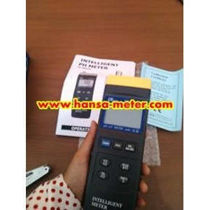 From Inteleggent PH MEter  2