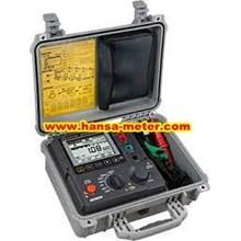 High Voltage insulation  tester Kyoritsu 3128