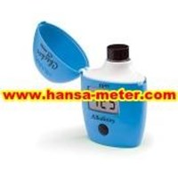 Seawater and Fresh water Alkalinity  HANNA HI755