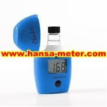 Seawater and Fresh water Alkalinity  HANNA HI775