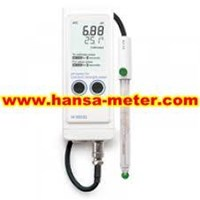 Jual Portable Ph Meter HI99191