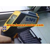Jual SANFIX IT1000 Thermometer Infared With Thermocouple Socket