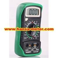 Mastech MS830B  Digital Multimeter  1