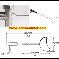 Jual Hanna Hi766A Thermocuple untuk permukaan cembung atau bulat