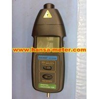 Jual Tachometer Laser dan Contact DEKKO Korea