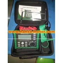 MS2302 Mastech Earth Tetser