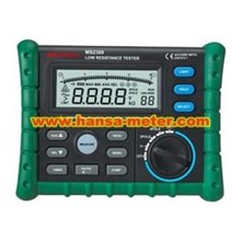 MS2309 Mastech low Resistance Tester