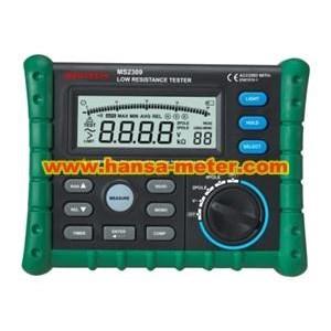 MS2309 Mastech low Resistance Tester