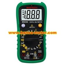 MULTIMETER MS8238a MASTECH